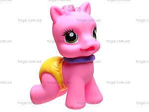 Игрушка для детей «Малыш пони», 021, игрушки