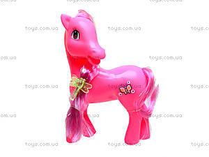 Игрушечная лошадка виниловая, 022, купить