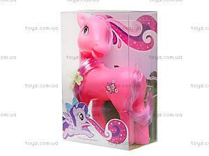 Игрушечная лошадка виниловая, 022, детские игрушки