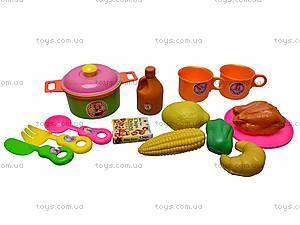 Набор «Посуда», в рюкзаке, 9952