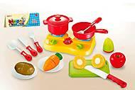 Игровой набор посуды с продуктами , 666-30, купить