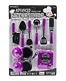 Набор посуды «Advanced Kitchenware» фиолетовый, 1214/5