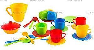 Набор посуды детский «Ромашка», 39131
