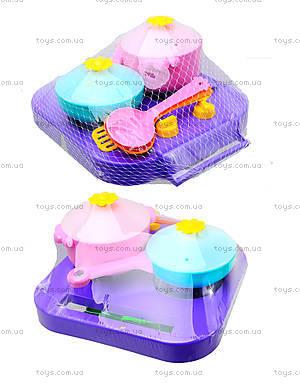 Набор посуды для детей «Ромашка», 39150