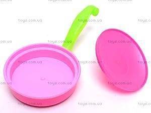 Набор посуды для девочек, BM383-66, отзывы
