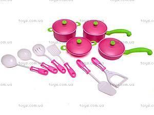 Набор посуды для девочек, BM383-66