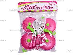 Набор посуды для девочек, BM383-66, игрушки