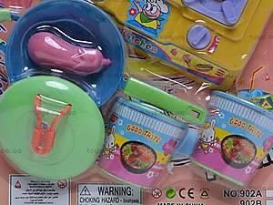 Набор посуды для игры, 902AB, игрушки