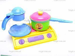Набор посуды для кухни в рюкзаке, 9954, детские игрушки