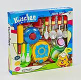 Набор посуды «Kitchen. I am a chef» (17 предметов), Z68C, купить