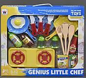 Набор посуды «Маленький шеф», W019-6, купить