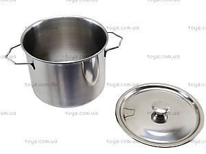 Игровой металлический набор посуды, 891101A, отзывы