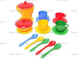 Набор посуды на 4 персоны, 39091, игрушки