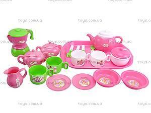 Набор посуды «Поварешкин», C0035, игрушки