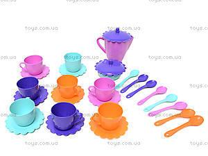 Набор посуды «Ромашка», 39129, игрушки