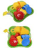 Столовый набор детской посуды, 39156, фото