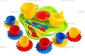 Набор посуды «Ромашка» для девочек, 39156