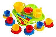 Набор посуды «Ромашка» для девочек, 39156, фото