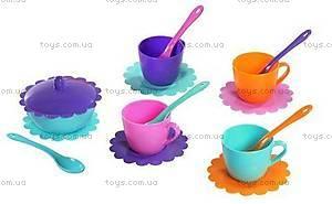 Набор посуды «Ромашка» люкс, 39088