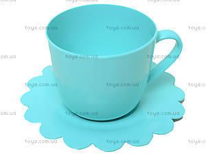 Набор посуды «Ромашка» с чайником, 39087, купить