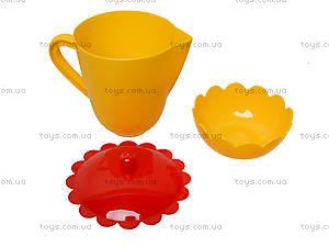 Игровой набор посуды «Ромашка» в коробке, 39132, отзывы