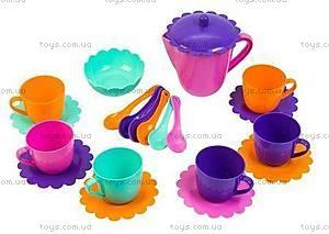 Набор посуды «Ромашка» игрушечный, 39132