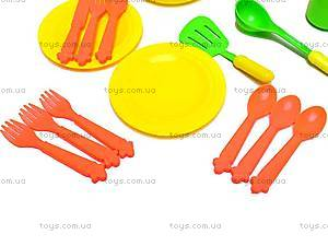 Набор посуды с блюдцами, 314, фото