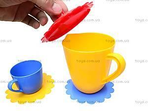 Набор посуды с чайником «Ромашка», 39085, отзывы