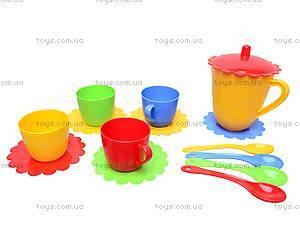 Набор посуды с чайником «Ромашка», 39085, цена