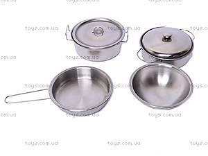 Набор посуды с кастрюлей, PY555-42, фото