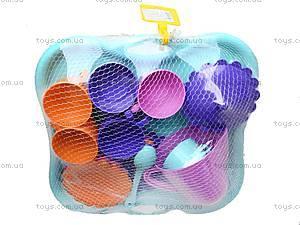 Набор посуды с подносом «Ромашка», 39093, купить
