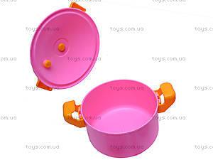 Набор посуды с продуктами, 9933B/C/D, игрушки
