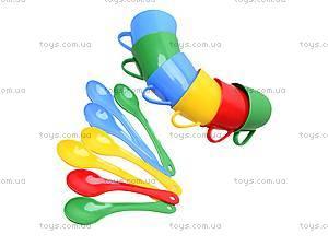 Набор посуды с сахарницей «Люкс», 39090, купить