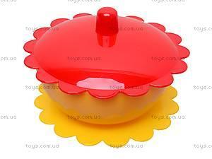 Набор посуды с сахарницей «Люкс», 39090, фото