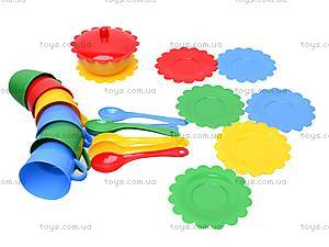 Набор посуды с сахарницей «Люкс», 39090, цена