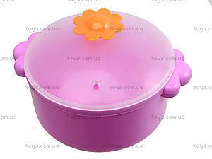 Столовый набор посудки «Ромашка», 39143, цена