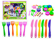 Детский набор посуды «Ромашка», 39149, фото