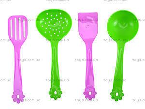 Детский набор посуды «Ромашка», 39149, игрушки