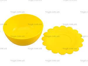 Детский набор посуды «Ромашка», 39149, toys