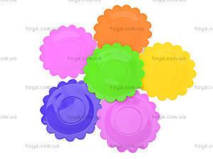 Детский набор посуды «Ромашка», 39149, іграшки