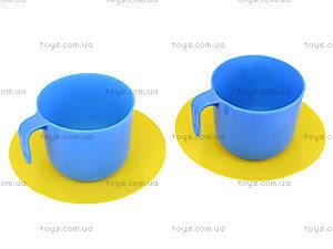 Набор посуды в корзинке для детей, 04-438, цена