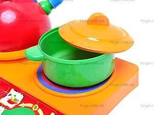 Набор посуды «Юная господарочка», 0486, toys.com.ua