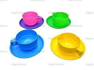 Набор посуды «Юная господарочка», 9 предметов, 0484, фото
