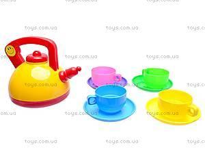 Набор посуды «Юная господарочка», 9 предметов, 0484