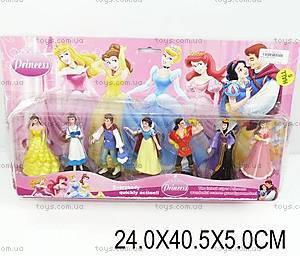 Набор «Принцессы», 7 героев, 60061