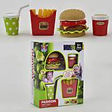 Набор продуктов «Fast Food» игрушечный, XJ326Н-4, купить