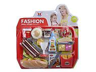 Набор продуктов игрушечный «Фаст-фуд», XJ326H-64, отзывы