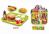 Набор продуктов «Обед Fast Food», XJ326H-16, фото