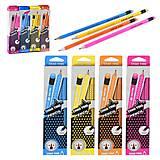 """Набор простых карандашей """"Chao Ying"""", 12 шт ассорти, C37017, тойс"""