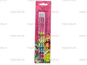 Набор простых карандашей, HB, WXBB-US1-102-BL3, отзывы